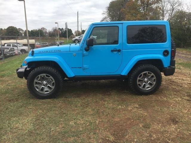 2018 Jeep Wrangler Jk Rubicon 4x4 Culpeper Va Stafford