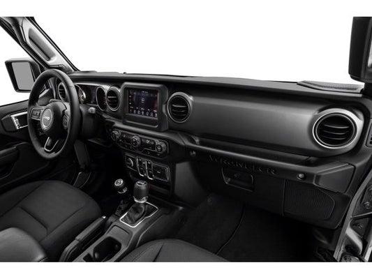 2019 Jeep Wrangler Unlimited Sport Culpeper Va Stafford